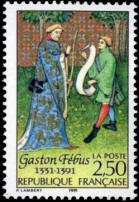 Sixième centenaire de la mort de Gaston Fébus (1331-1391)