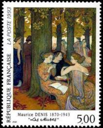 Cinquantenaire de la mort de Maurice Denis (1870-1943)