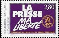 Cinquantenaire de la fédération nationale de la presse française
