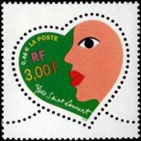 Cœurs 2000 d'Yves Saint Laurent