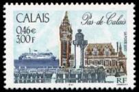 Calais l'hôtel de Ville