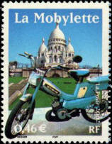 Le siècle au fil du timbre : Transports