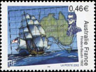 Bicentenaire de la rencontre des deux navigateurs et explorateurs Nicolas Baudin(1754-1803) et Matthew Flinders (1774-1814)