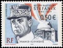 Hommage à Milan Rastislav Stefanik (1880-1919)