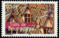 Toits de Bourgogne