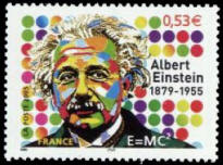 Albert Einstein 1879-1955 E=MC2