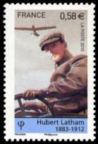 Pionniers de l'aviation : Hubert Latham (1883-1912)