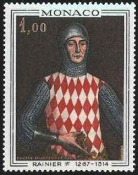Rainier 1er (1267-1314)