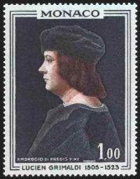 Lucien Grimaldi (1505-1523)