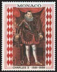 Charles II 1581-1589