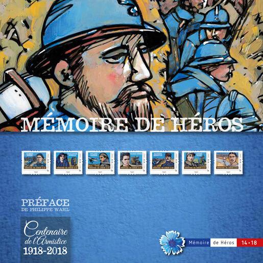 Livret Collector - Mémoire de Héros