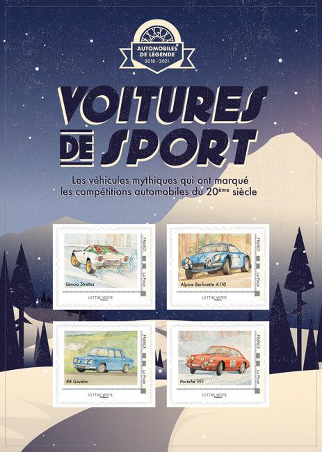 Collector - Voitures de sport - Rallyes Hiver