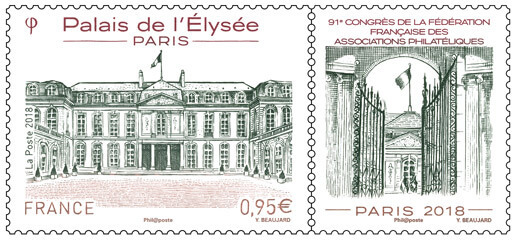 Palais de l'Elysée - 91ème Congrès de la FFAP