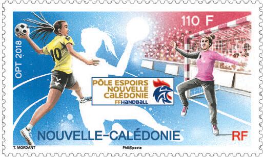 Nouvelle Calédonie - Pôle Espoirs Handball Féminin