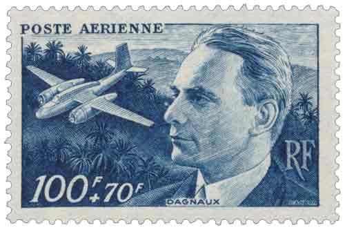 Surtaxe au profit de l'entraide française. Jean Dagnaux (1891-1940)