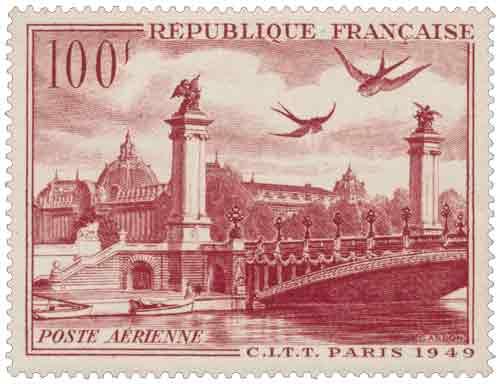 C.I.T.T. PARIS 1949