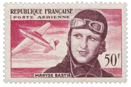 Maryse Bastié