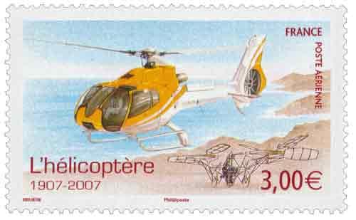 Centenaire de l'hélicoptère