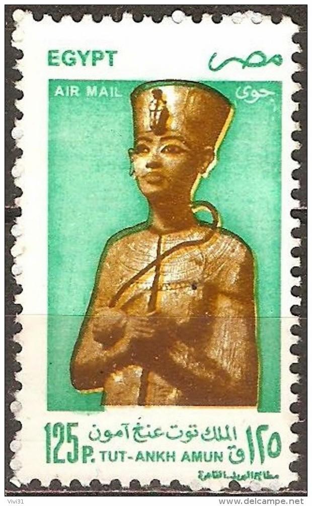 Égypte - 1998 - Toutankhamon - YT poste aérienne 269