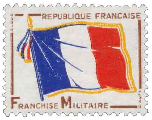 Drapeau Franchise Militaire