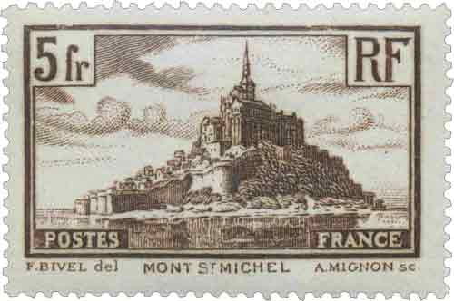 Mont-Saint-Michel (Type II)