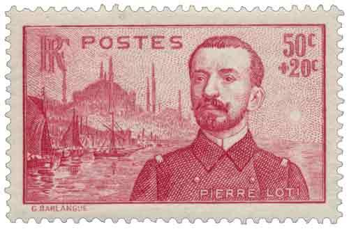 Pierre Loti, écrivain français (1850-1923)