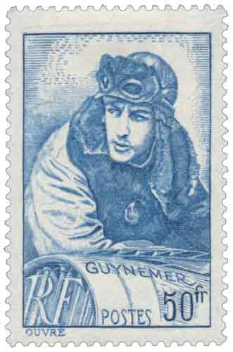 Capitaine aviateur Georges Guynemer
