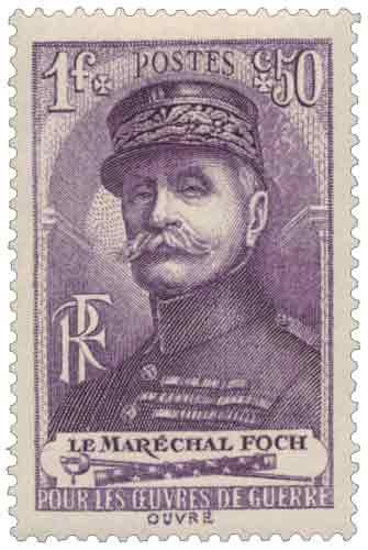 Ferdinand Foch (1851-1929), maréchal de France