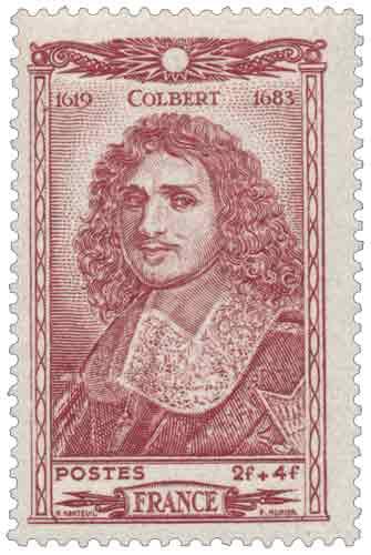 Jean-Baptiste Colbert (1619-1683), ministre de Louis XIV, né à Reims