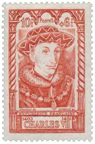 Charles VII (1403- 1461)