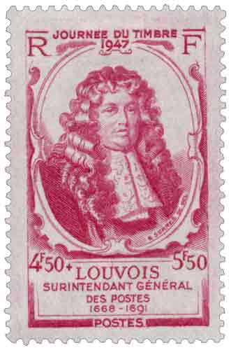 Michel Le Tellier, marquis de Louvois (1641- 1691)