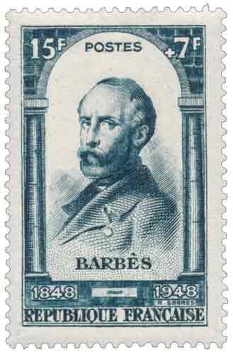 Centenaire de la révolution de 1848. Armand Barbès (1809-1870)