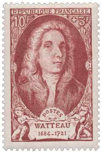 Antoine Watteau (1684-1721), peintre