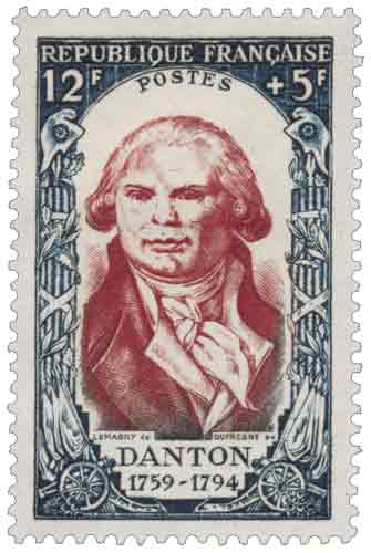 Georges-Jacques Danton (1759-1794)