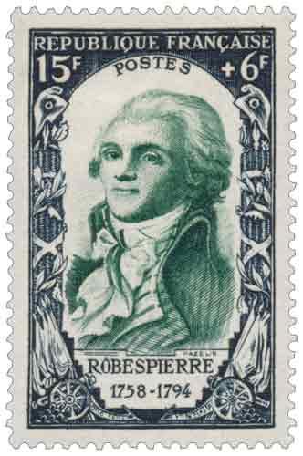 Maximilien de Robespierre (1758-1794)