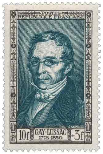 Louis-Joseph Gay-Lussac (1778-1850)