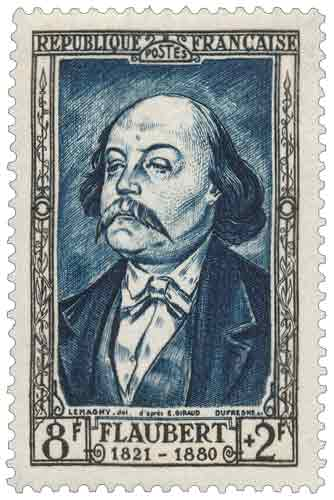 Gustave Flaubert (1821-1880)