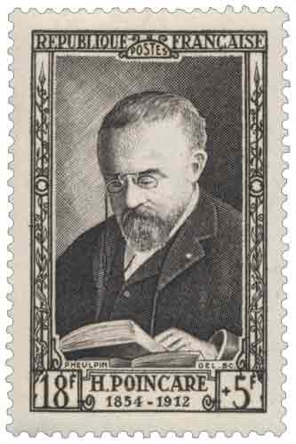 Jules-Henri Poincaré (1854-1912)
