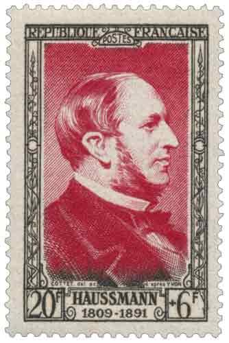 Georges Eugène baron Haussmann (1809-1891)