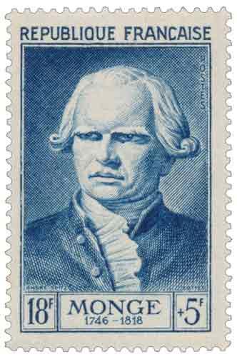 Gaspard Monge, Comte de Péluse (1746-1818)