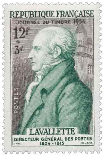 Antoine-Marie Chamans, comte de Lavalette