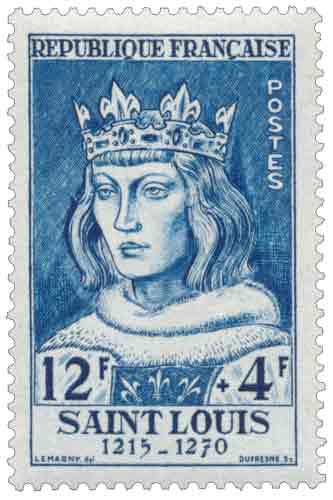 Louis IX, dit Saint-Louis (1214-1270)