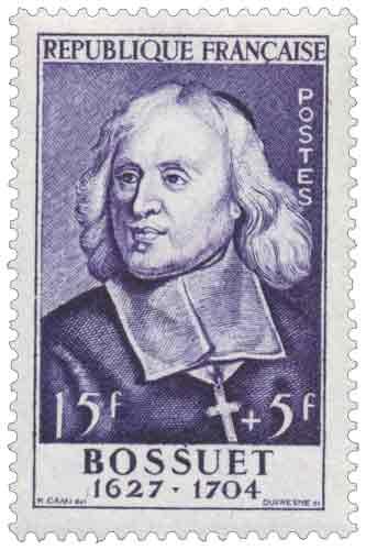 Jacques Bénigne Bossuet (1627-1704)