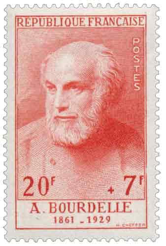 Antoine Bourdelle (1861-1929)
