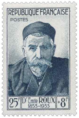 Docteur Émile Roux (1853-1933)
