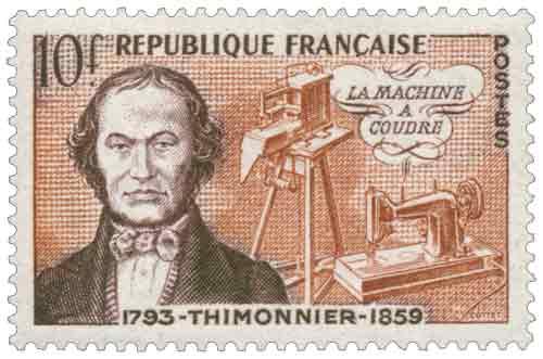 Barthélemy Thimonnier