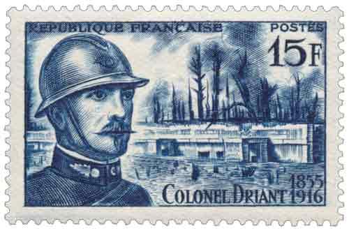 Colonel Émile A.-C. Driant