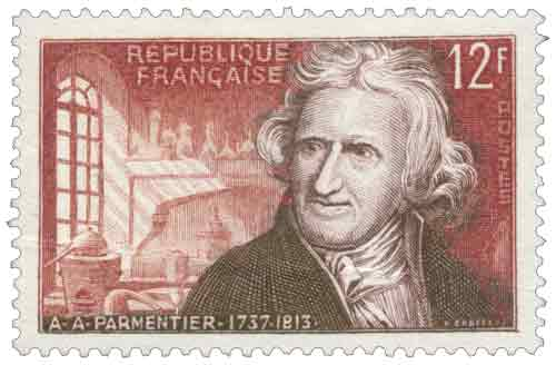 Antoine Augustin, baron Parmentier