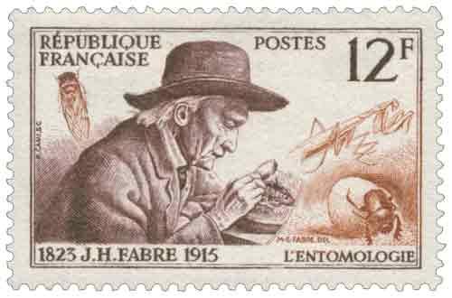 J.H. FABRE 1823-1915