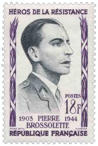 Pierre Brossolette (1903-1944), héros de la Résistance